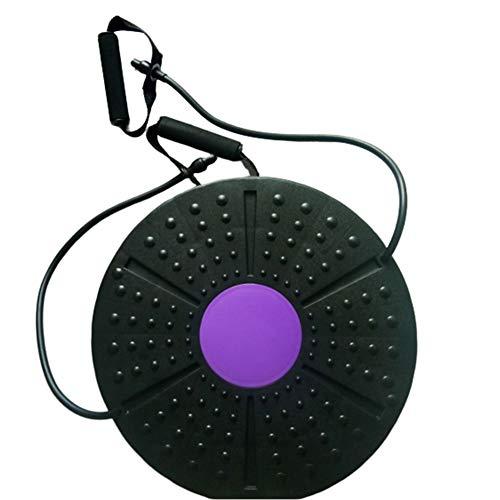 qishengshengwukeji Propiocepcion Balance Board Equilibrio para Fitness | Rodillos de Espuma | Balones suizos | Rehabilitación y Ejercicio físico | Pilates | En vivomed