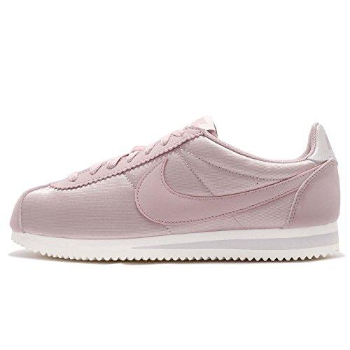Nike Damen Classic Cortez Sneaker Beige Nylon Sneaker 40