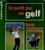 Le petit jeu au golf