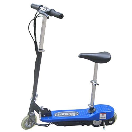 monopattino elettrico per bambini FP-TECH - Monopattino Elettrico con Sedile 24 V 120W E-Scooter Bicicletta ELETTRICA Full Optional