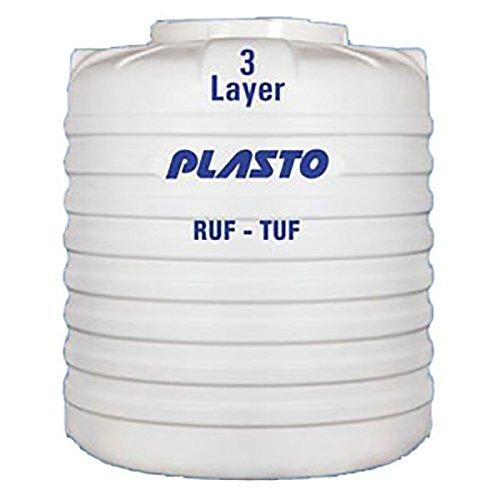 Plasto 500 L Water Tank Triple Layered