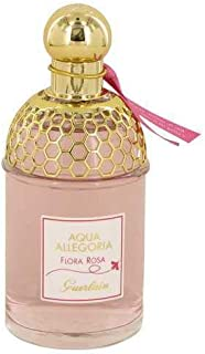 Aqua Allegoria Flora Rosa By Guerlain Edt Spray 4.2 Oztester