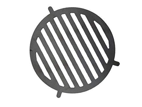 A. Weyck Tools Grill Einsatz Ø 20cm für Feuerplatte mit Halterung BBQ Plancha Grillrost 06