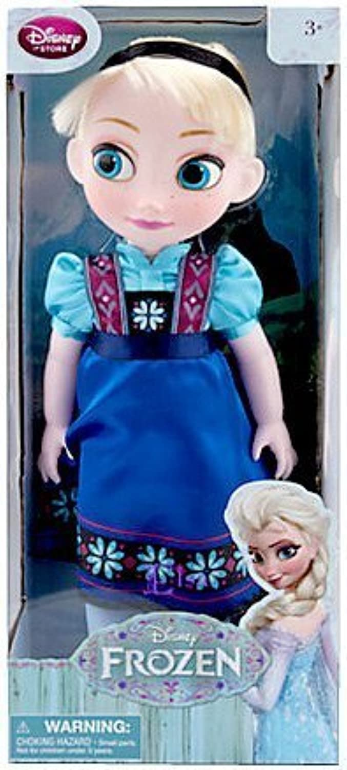 Disney Store Frozen Elsa Animators Collection Toy Doll 16  by Disney [Toy]