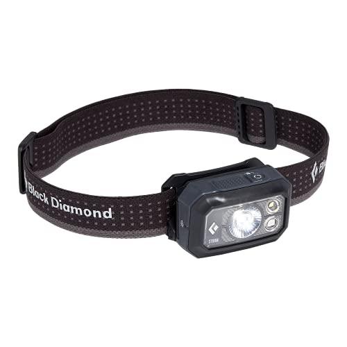 Black Diamond Unisex– Erwachsene Storm 400 Stirnlampe, Graphite, All
