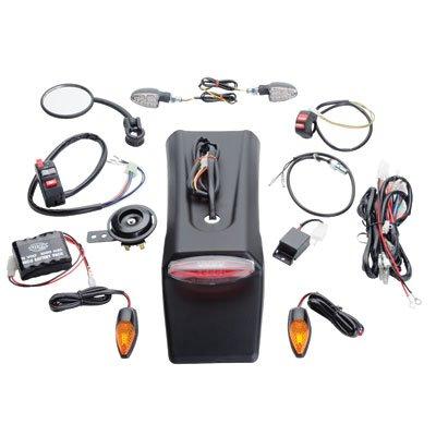 Tusk Motorcycle Enduro Lighting Kit Fits: Honda XR400 1996–2004