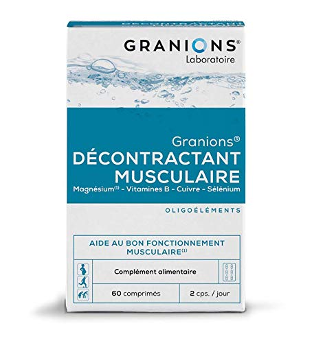 Granions Granions Muskelentspannung, 60 Tabletten