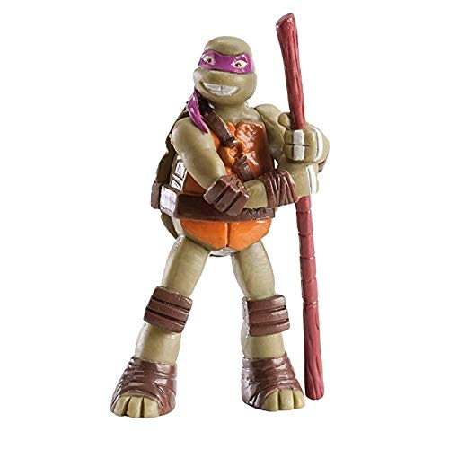 Figurita para decoración de Pasteles TMNT Tortugas Ninja (Donatello)