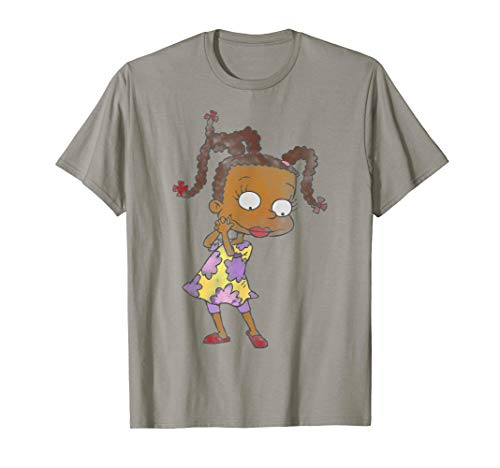 Rugrats Susie Cute Pose Watercolor Portrait Graphic T-Shirt