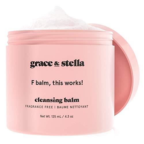 Bálsamo Limpiador Desmaquillante (125ml) Elimine el maquillaje obstinado, incluida la máscara resistente al agua, la base de larga duración, el protector solar, las impurezas