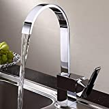 Kitchen Basin Swivel Mixer Tap Sink Laundry Faucet WELS