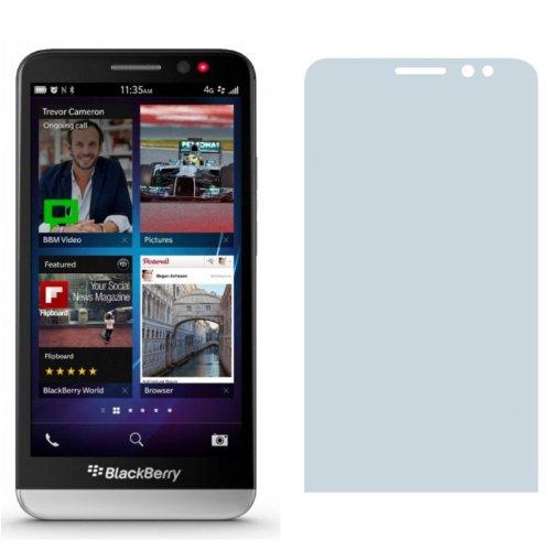 4ProTec I 4X BlackBerry Z30 ENTSPIEGELNDE Bildschirmschutzfolie Displayschutzfolie Schutzhülle Bildschirmschutz Bildschirmfolie Folie
