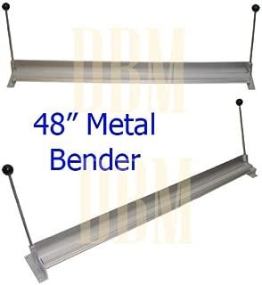 48 Inch Sheet Metal Bending Brake Bender - 30 36