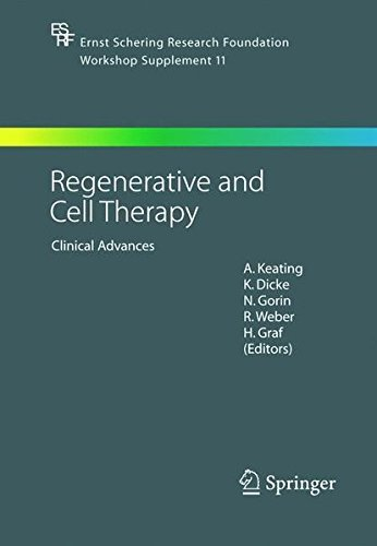 Regenerative and Cell Therapy: Clinical Advances (Ernst Schering Foundation Symposium Proceedings Book 11)
