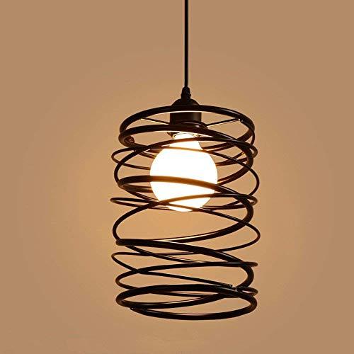 Hanglamp schaduw industriële hanglamp kroonluchter ijzer lente woonkamer restaurant slaapkamer verlichting