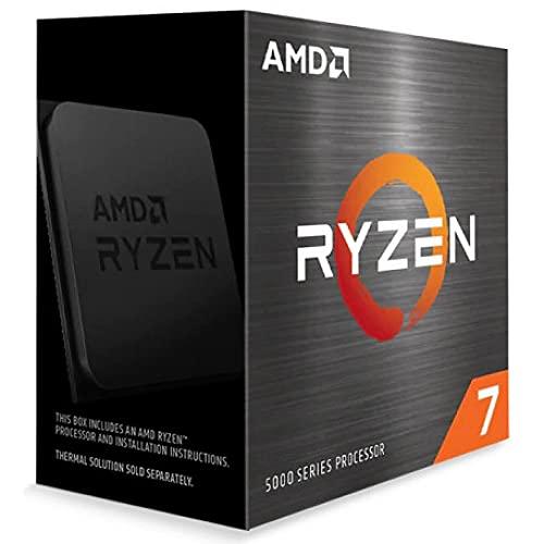Processador AMD Ryzen 7 5700G 3.8 até 4.6GHZ 20MB AM4 Wraith Stealth Radeon - PN:100-100000263BOX