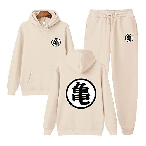 GIRLXV Nueva Sudadera con Capucha Ropa para Hombre Moda para Mujer Pullover Sudadera de Manga Larga Chaqueta Sudadera con Capucha Suéter XL