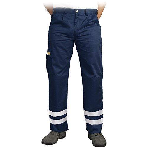 Leber&Hollman Arbeitshose LH-VOBSTER_X 48-62 Bundhose Schutzhose Handwerker Montage Werkstatt Gr��e 50
