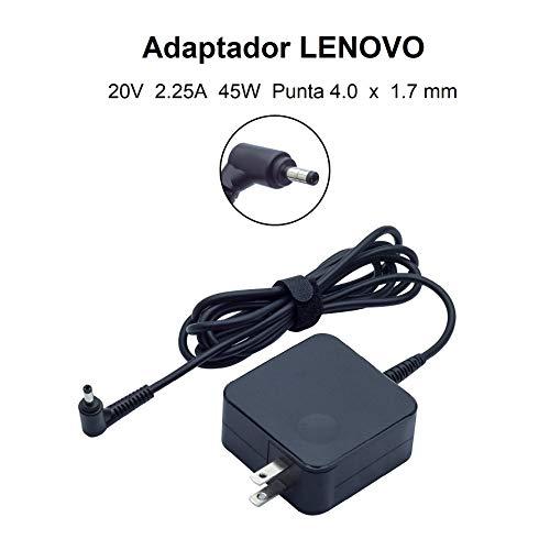 cargador lenovo fabricante Compatible