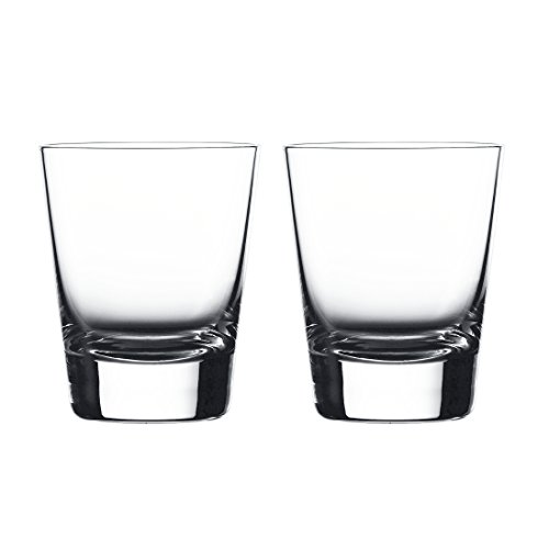 GlasXpert Whisky Cristal TOSSA–Juego de 2Vasos de Whisky