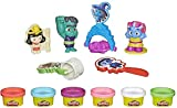 Play-Doh E5399 Super Monsters Moonlight Magic Toolset with 6 Non-Toxic Colors