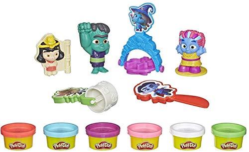 Play Doh Hasbro Super Monsters Moonlight Magic