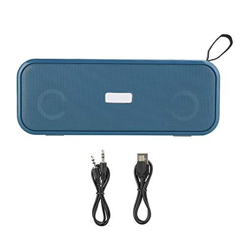 Bluetooth Lautsprecher, Fachmann Hallo-Fische Lautsprecher 1200 mАh mit Abs Hülse 4 Std Verwendungszweck Zeit Pro Zelle Telefone, Tablets, Laptops, Desktop Rechner