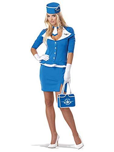 Airline Stewardess Uniform - 8