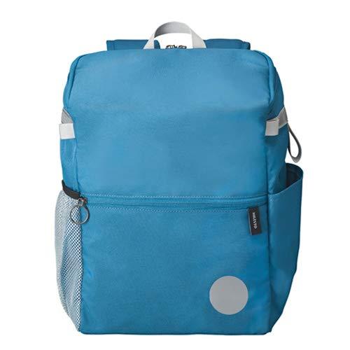 [ミレスト] リュックサック Kids バックパック 子供用 ブルー(青) W280×H360×D160[mm] MLS628-BL