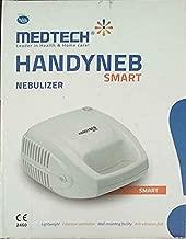 Milestone Nulife Handyneb Aerosol Therapy Compressor Nebulizer (White)