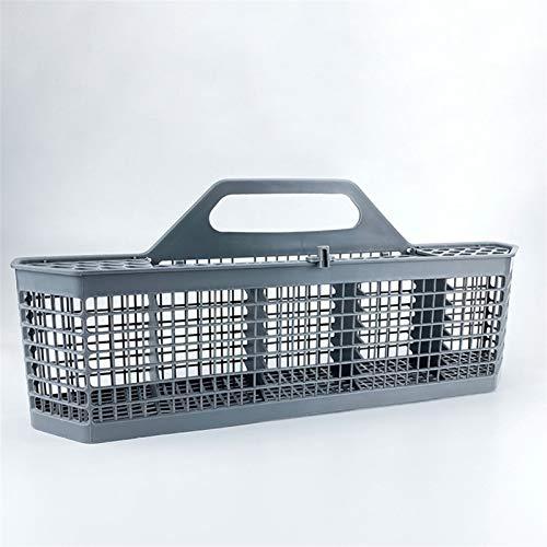 F-MINGNIAN-TOOL, FMN-Home, 1pc Universal Cubiertos Lavavajillas Cesta for GE WD28X10128 Lavavajillas Caja de Almacenamiento Piezas de Recambio Accesorios