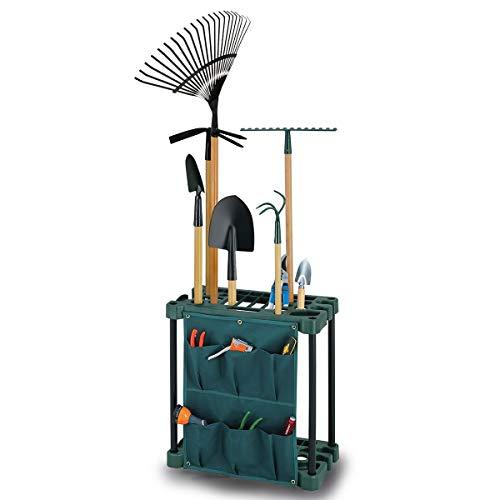 KCT Garden Tool Storage Organiser Rack