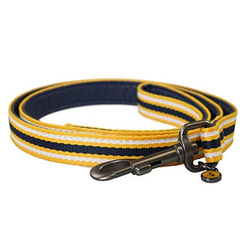 Rosewood Joules - Correa para Perro costero, Talla única, Color Azul Marino, 0,45 kg