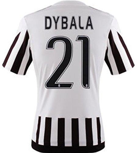adidas Trikot Juventus Turin 2015-2016 Home Coppa/Scudetto (Dybala 21, L)