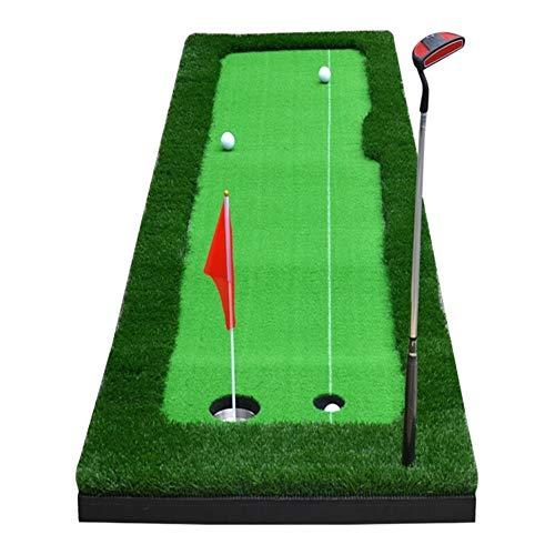 Sale!! ChenCheng Golf Set Golf Putter mat Practice mat Office Practice Blanket Four Color Grass Outd...