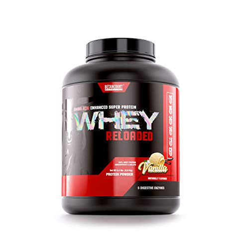 Betancourt Nutrition Whey Reloaded …