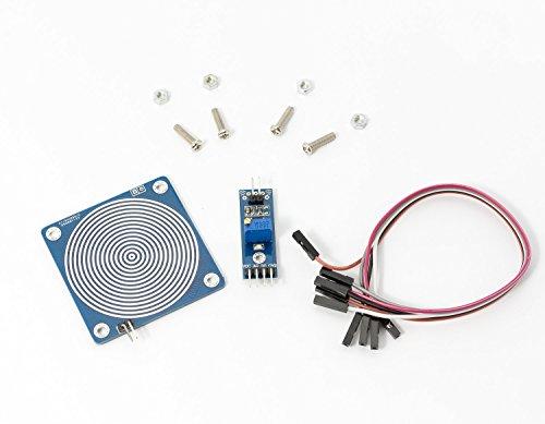 MissBirdler Disk Regensensor Regendetektor Feuchtigkeit Spritzwasser für Arduino Raspberry Pi DIY
