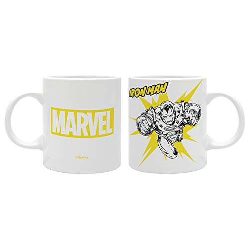 THE GOOD GIFT Marvel Iron Man - colección Pop - Taza 320ml