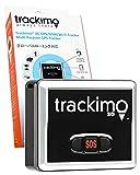 Trackimo トラッキモ 小型 GPS 発信機 追跡 トラッカー 盗難 浮気調査 紛失 迷子 防止 発信器 1年間 通信費込み 【1年保証】TRKM010 【国内正規品】