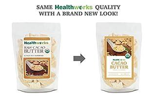 شراء Healthworks Cacao Butter Organic