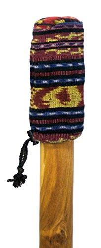 Mundstücktasche Ikat gepolstert mit Zipper Schutz Sicherheit passend auf alle gängigen Didgeridoos