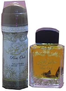 Pure Oudi Gift Set (EDP 100ml, Deodorant 200ml)