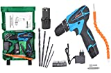 Best Cordless Power Drills - Shivonic Highly Advance Electric Cordless Drill Machine Review