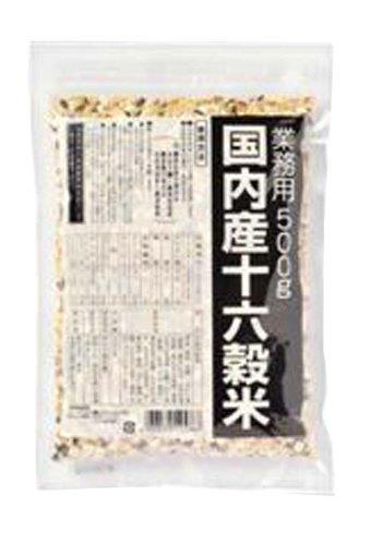 種商『国内産十六穀米業務用』