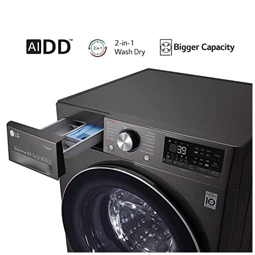 LG Inverter Wi-Fi Washer Dryer