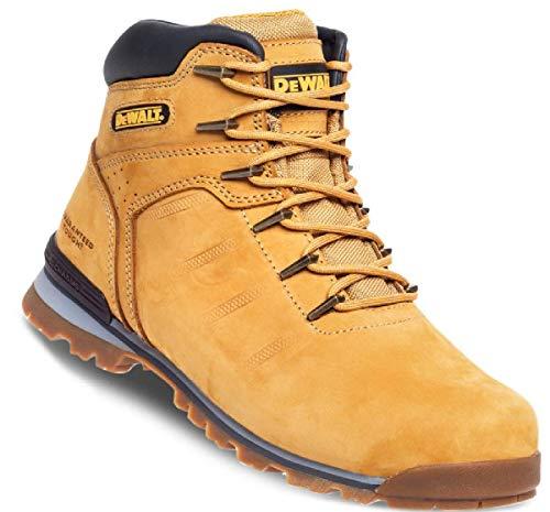 DeWalt Carlisle - Botas de seguridad para trabajo (punta de acero, tallas 36 en 20345SB)