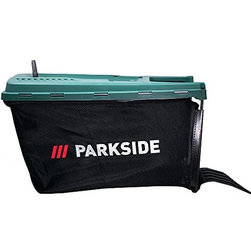 Piezas de repuesto y accesorios para cortacésped Parkside PRMA 40-Li A3 LIDL IAN351761, cortacésped con batería, cesta recogedor de césped, kit de repuesto (cesta de recogida)