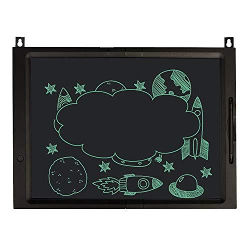 JXSBD Tableta de escritorio LCD, 21 pulgadas de dibujo electrónico en color Digital Board Refundido Cuaderno de Dibujo Ecológico electrónica Tableta gráfica, Oficina de la Escuela Portátil Digital eWr