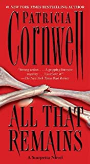 ALL THAT REMAINS By Cornwell, Patricia D. (Author) Mass Market Paperbound on 30-Jun-2009
