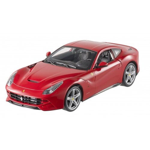 Hot wheels BCJ72 Ferrari F12 Berlinetta Red 1/18 Diecast Car Model by Hotwheels